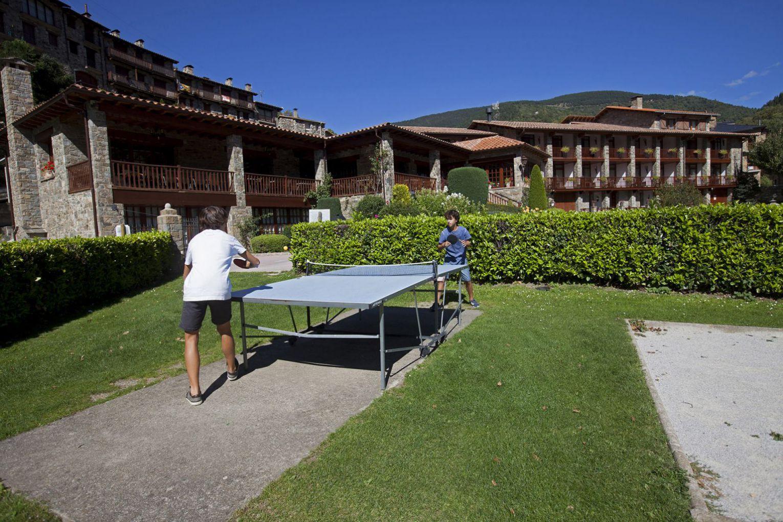 hotel para familias y ni os en los pirineos